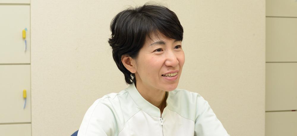 上石神井・管理者 男沢明美