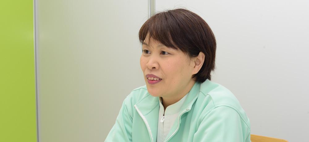 鷺宮・所長 岡田 静子
