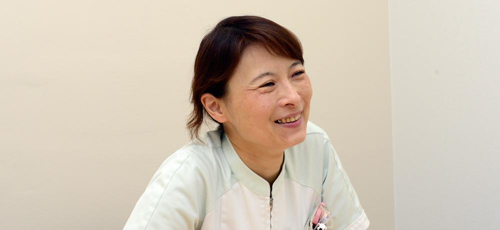 西東京・所長 清水 紗重子