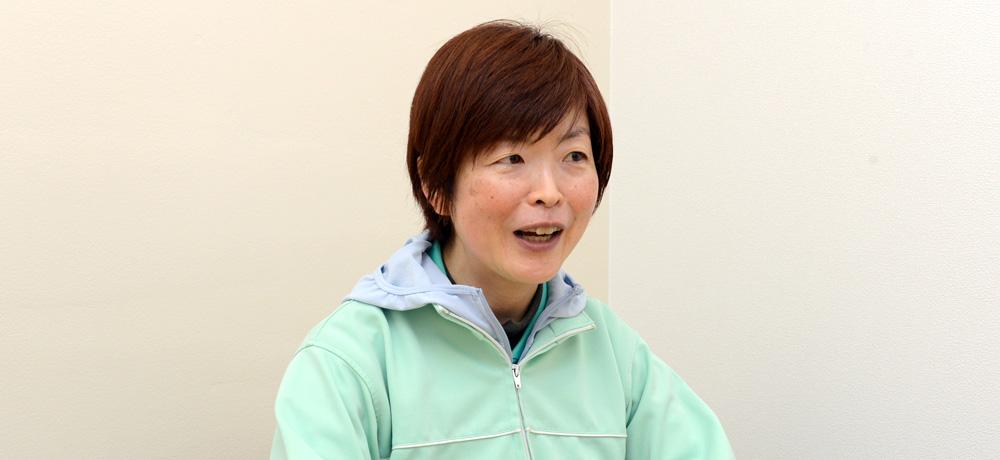 東京・主任 理学療法士 櫻澤 惠子