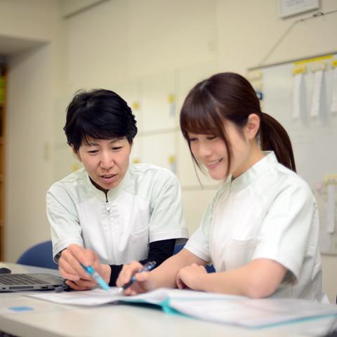 上石神井・S看護師