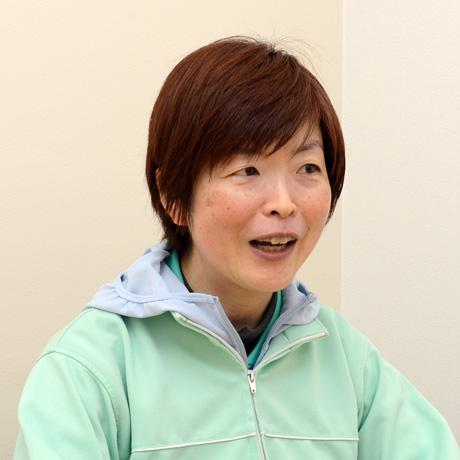 西東京・主任 理学療法士 櫻澤 惠子